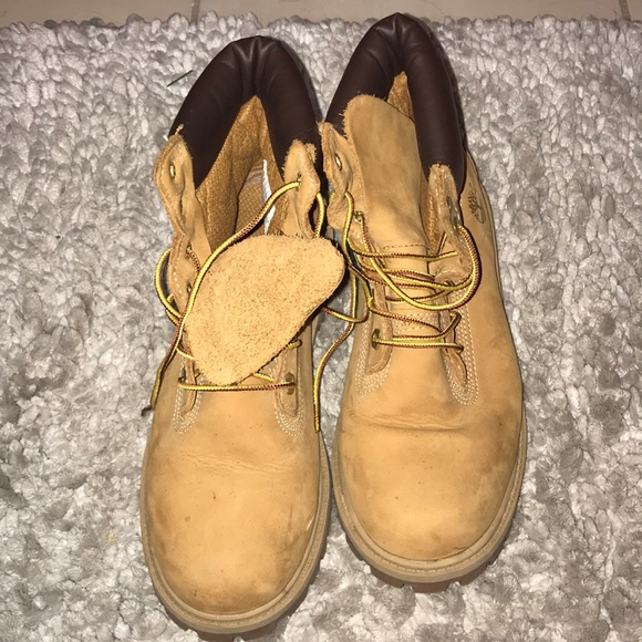 Bottes Timberland Taille 6,5 Hommes